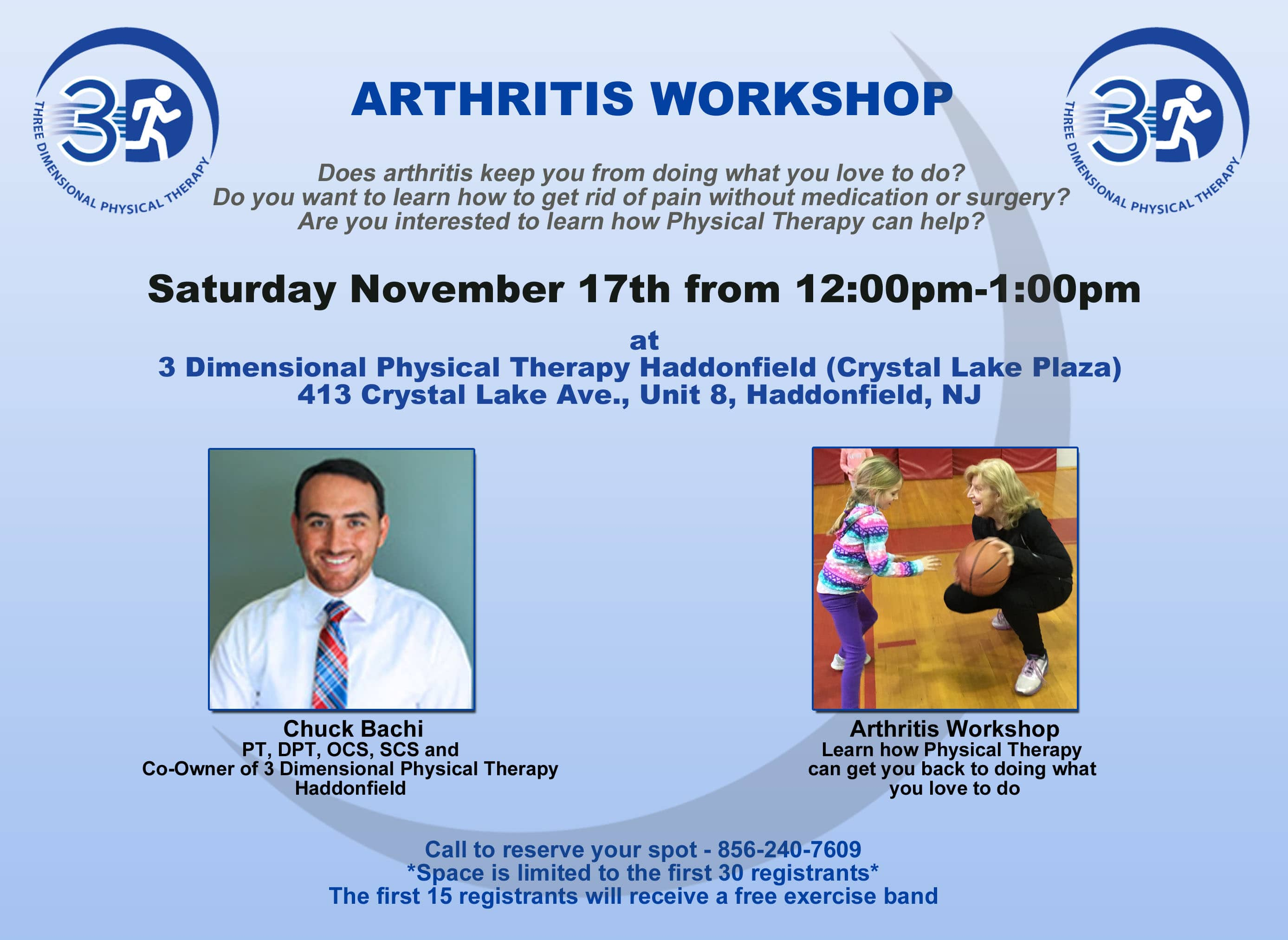 Arthritis Workshop