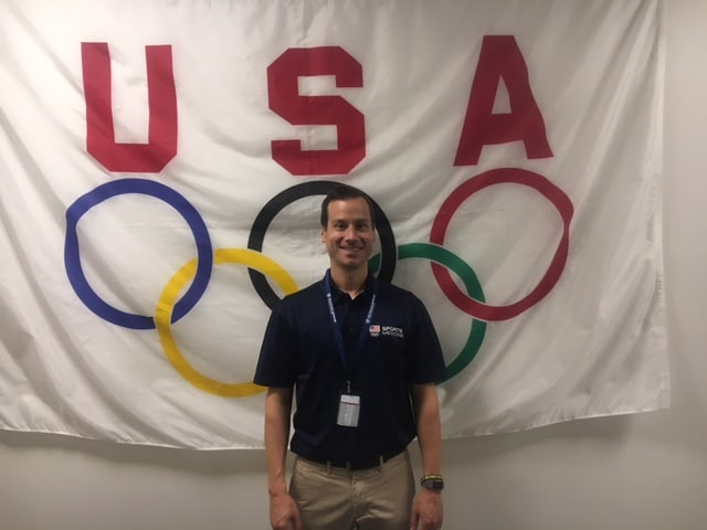 My experience at the United States Olympic Training Center