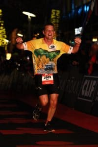 Jeff Sallade Finish Line