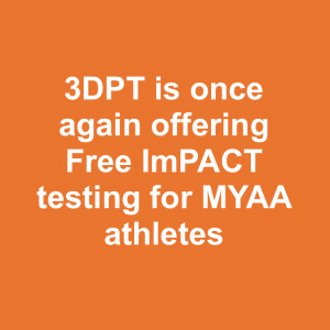 Free ImPACT testing for MYAA athletes