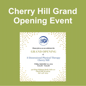 Cherry Hill Grand Opening Events Box