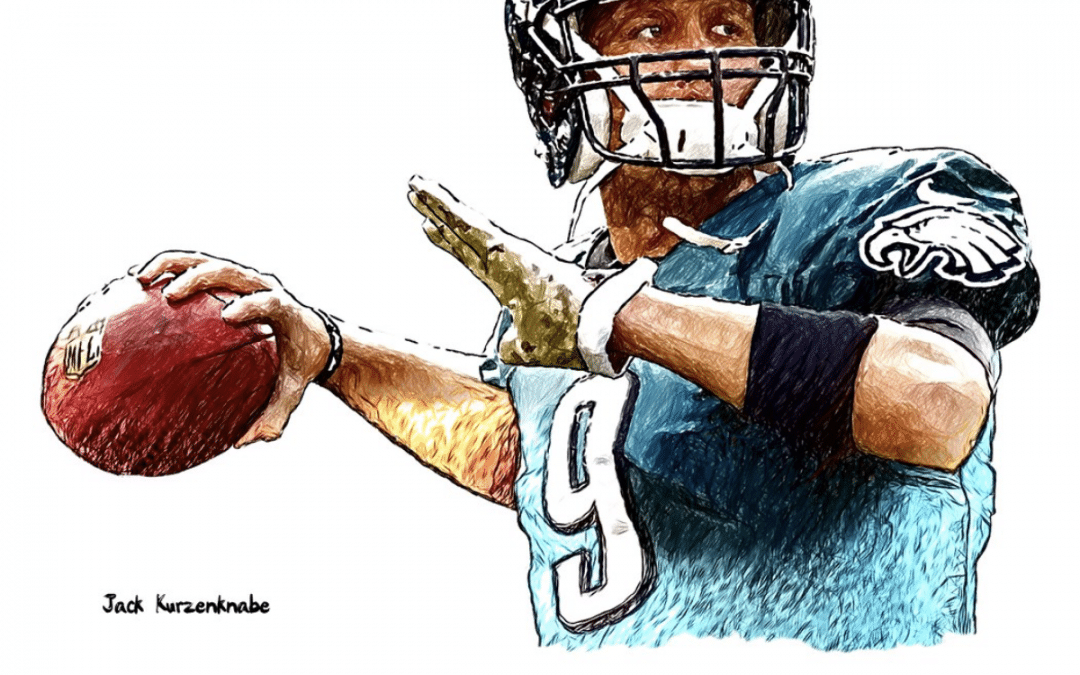 Nick Foles' Clavicle Fracture