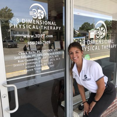 Clinician Highlight – Lauren Vranich, PT, DPT