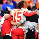 Week 7: Patellar Dislocation – Patrick Mahomes
