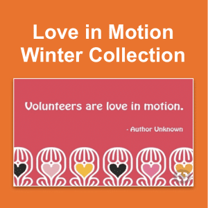 Love In Motion Winter Collection Event