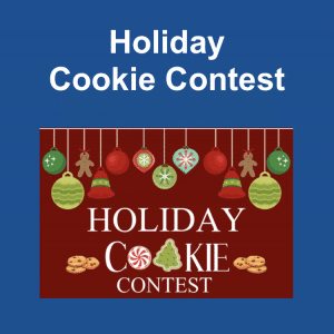 Holiday Cookie Contest Event Box