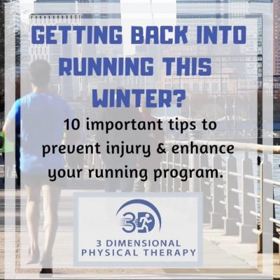 10 Important Tips to Prevent Injury & Enhance your Running Program