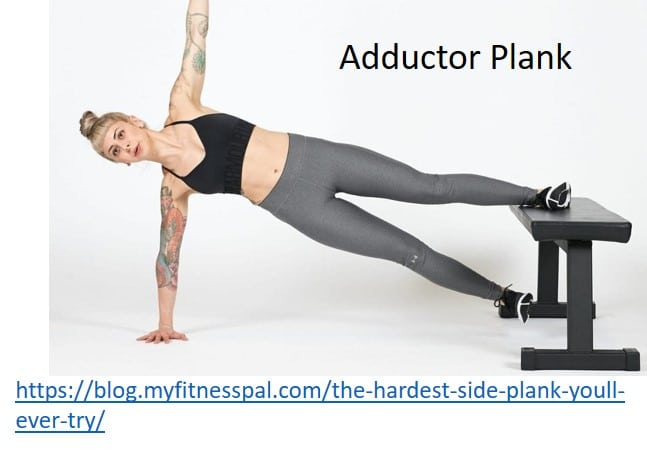 adductor plank
