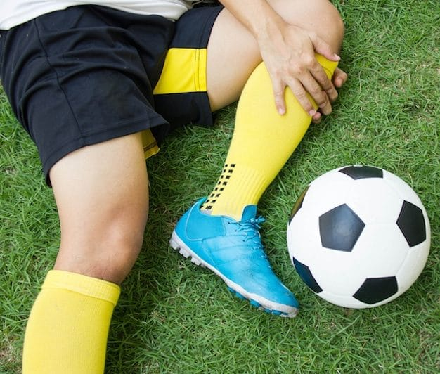 5 Most Common Soccer Injuries