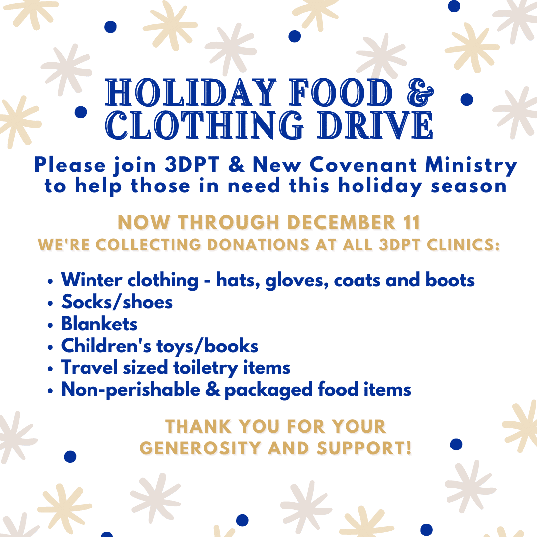 3DPT Holiday Drive