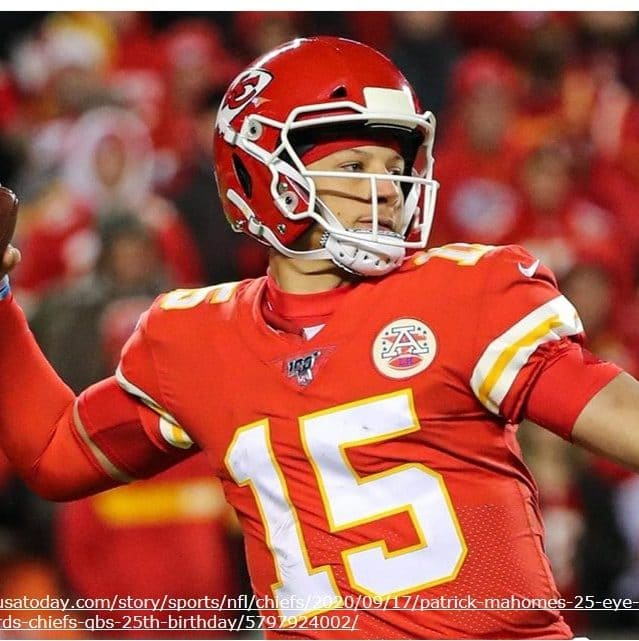 Week 19 – Playoff Edition: Patrick Mahomes