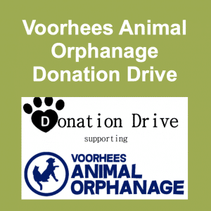 3DPT Voorhees Animal Donation Drive
